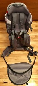 Child/Kid Carrier Backpack   Phil & Teds   Excellent Condition