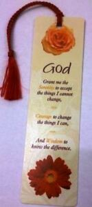 Beautiful-Serenity-Prayer-Bookmark-AA-verse-NEW