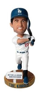 Presale Los Angeles Dodgers Eric Karros NIB NEW Bobblehead Great #5 6/28/2012