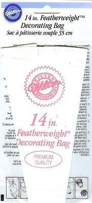 "WILTON Premium FEATHERWEIGHT 14"" DECORATING BAG - New!"