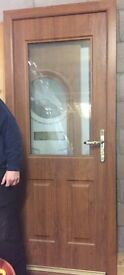 Composite door - NEW - miss measure - Top Quality Rockdoor - Oak both sides