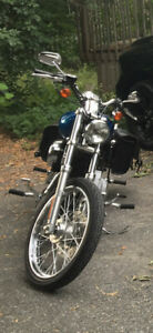 Sportster 883 Custom 2006  HD