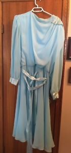 Turquoise Dress Size 19/20