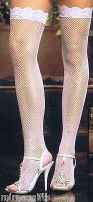 Plus Size Lingerie Thigh Hi Stockings Q/s 1x 2x 3x