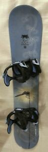Lamar Foxie 144 cm Womens with Lamar bindings