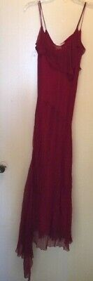 Vintage Max Studio Best Selling Silk Maxi Dress!  Size: Small, Color: (Best Selling Maxi Dresses)
