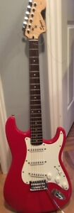 Squier Stratocaster Guitar - By Fender