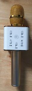 TUXUN Q7 Portable Wireless Handheld Karaoke Microphone NEW