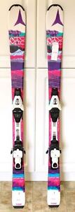 New, Never Used Atomic 130cm skis/bindings & size 23/23.5 boots London Ontario image 2