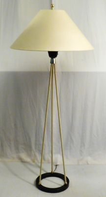 Nessen Era Retro Sputnik Tripod floor lamp Restored