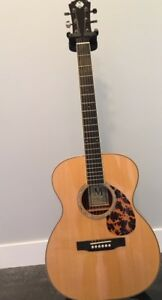 Handmade Morgan Acoustic Guitar