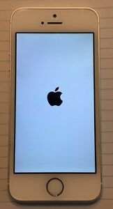 UNLOCKED 32GB silver iPhone 5S. MINT. with orig. box and case