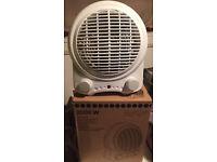 2000W Fan Heater Brand New Boxed