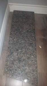 """6 pieces of beautiful Granite.....all 1"""" thick....various prices"""