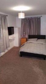 Double room in quiet house