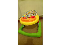 RED KITE Cotton Tail Baby Go Round Jive Baby Walker