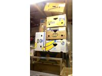 ONLY 0.25p - For MOVING or STORAGE (BANANA BOXES) GREAT DEAL !