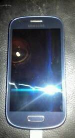 Samsung galaxy s3 mini (very good condition like new) Will swap for a PC