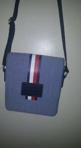 Men's Hilfiger messenger bag
