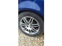 Tsr alloy wheels 15inch