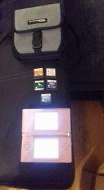 Pink DS console bundle