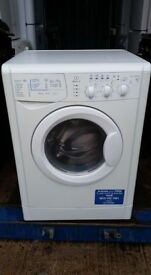 'Indesit' Washer Dryer - Good condition / Free local delivery and fitting