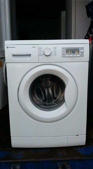 'Russell Hobbs' Digital Washing Machine - Good condition / Free local delivery and fitting