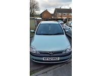 Vauxhall Corsa 1.2 for sale due to new car