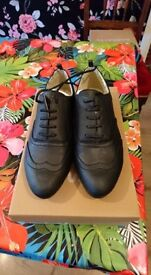 Girls Lace Up Formal shoes ( Barratts) size 3 Boxed New