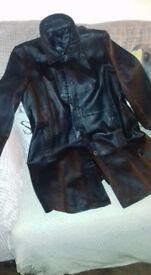 leather coat new 18