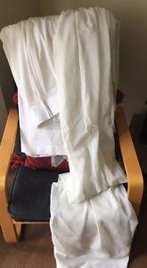 Custom Made Sheers Curtains/Drapes