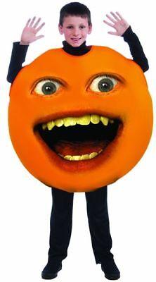 Annoying Orange Halloween Costume (Rubie's The Annoying Orange Child Halloween Costume one size)