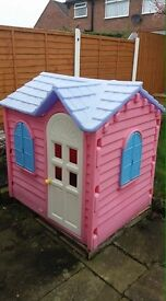 Little Tykes Country Cottage in Pink