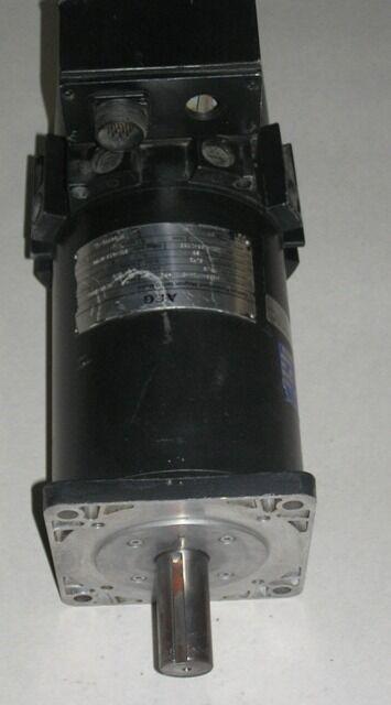 AEG GETTYS MOTOR M235-YY0A-3Y0Y-PC SN: 9194-3990