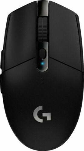✅ New Logitech G305 LIGHTSPEED Wireless Gaming Mouse Black PC Mac Windows ✅