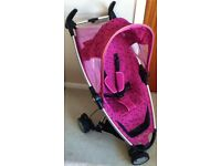 Quinny Zapp Limited Edition Pushchair