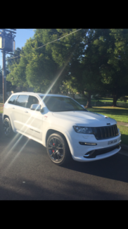 Jeep Grand Cherokee SRT For sale