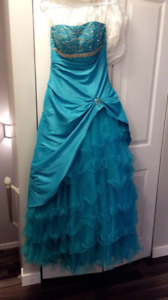 Grad Dress - Worn Once, Excellent Condition!