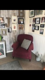 Lovely comfortable chair