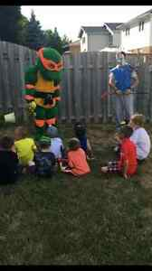 Ninja Turtle Birthday Entertainer! Kitchener / Waterloo Kitchener Area image 7