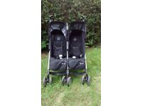 Silver Cross Pop Duo Double Buggy
