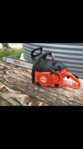 The BEST deal in the country on a 79CC Chainsaw!  Dolmar 7910 chainsaws HUGE Clearance SALE!! Shipping Canada Wide!