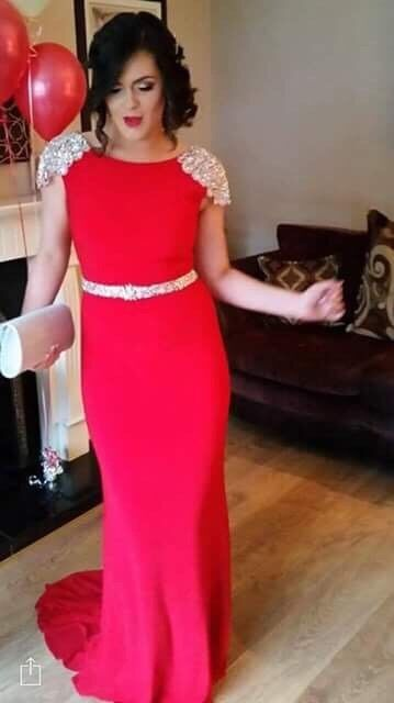 Rosies closet Formal/evening gownin Newry, County DownGumtree - Rosie closet red formal / evening gown Cost £300 Size 10/12Like NewSelling for £125 (No Offers) Professionally Dry Cleaned after being worn once. Comes from pet free & smoke free home