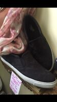 NEW AUTHENTIC BLACK COACH LOAFERS / SHOES - SIZE 9.5 - 10