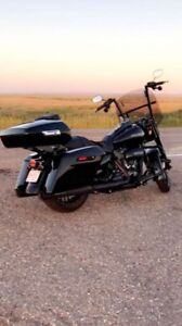 Showroom condition Harley Road King Special
