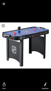 TABLE DE AIR HOCKEY NHL DE MARQUE HALEX À VENDRE