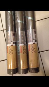 Bouclair Wallpaper each Roll $25 or 5 rolls for $100