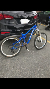 2012 Norco Truax Mountain Bike