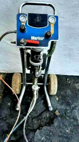 Graco G15C10 15:1 Merkur 1500 PSI @ 0.40 GPM Air-Assisted Airless Sprayer w/Cart