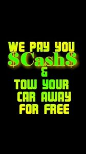 TOP MONEY FOR UNWANTED VEHICLES
